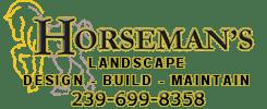 Horsemans Landscape Cape Coral Florida